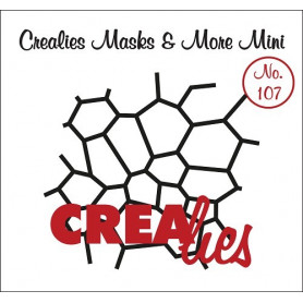 Pochoir Masks and More Mini Mosaic – Crealies