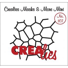 Pochoir Masks and More Mini Mosaic – Crealies