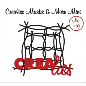 Pochoir Masks and More Mini Twigs – Crealies