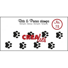 Tampon Paws cat/dog – Bits and Pieces no 73 - Crealies