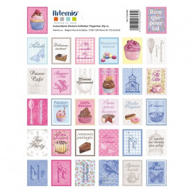 Stickers Timbres Sweet - Artemio