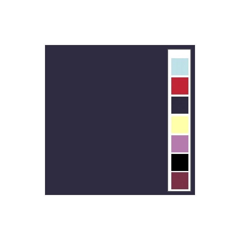 Carton texturé 13,5x27 Bleu Foncé 10 pièces