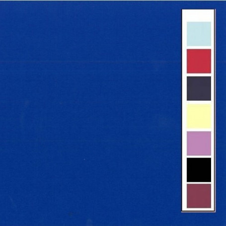Carton texturé 13,5x27 Aigue-marine 10 pièces