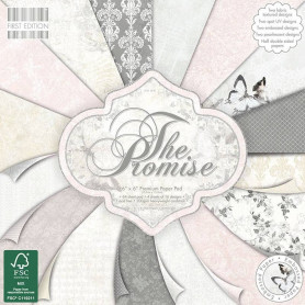 Set de papier 15x15 The promise 64f – First Edition