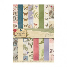 Set de papier A5 Nature's Gallery 32f – Docrafts Papermania