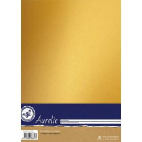 Set de papier A4 Sparkling Gold 10f – Aurelie