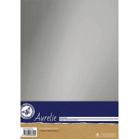 Set de papier A4 Chromolux Silver 10f – Aurelie