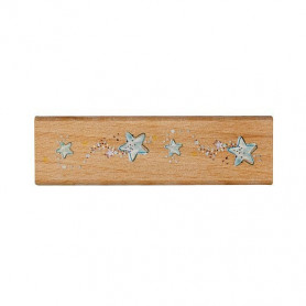 Tampon bois Star Burst – Me To You