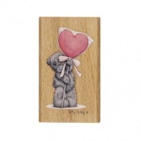 Tampon bois Big Heart – Me To You