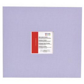 Album scrapbooking 30x30 cm Vichy Bleu - Artemio