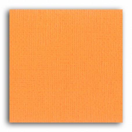 Papier 30x30 Texturé Orange –  Mahé2 de Toga