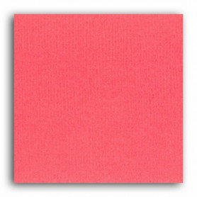 Papier 30x30 Texturé Rose corail – Mahé2 de Toga