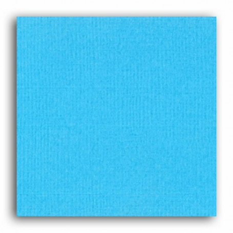 Papier 30x30 Texturé Bleu ciel –  Mahé2 de Toga