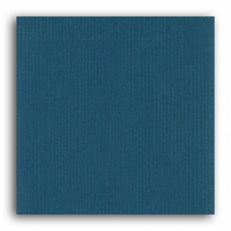 Papier 30x30 Texturé Bleu nuit –  Mahé2 de Toga