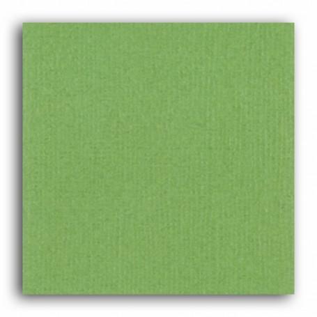 Papier 30x30 Texturé Vert lichen –  Mahé2 de Toga