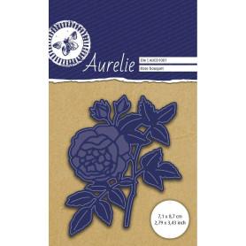 Die bouquet de rose - Aurelie