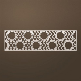 Die Lace Nonet 1pc - Ultimate Crafts