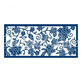 Die Clematis Trellis 1pc - Tattered Lace