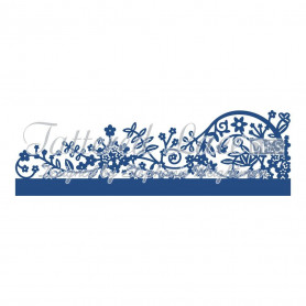Die Summer Edge 1 pc - Tattered Lace