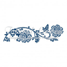 Die Paradise Border 1 pc - Tattered Lace