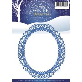 Die Wondrous Frame - Winter Wonderland - Precious Marieke