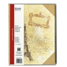 Carnet smash book 19,5x26 cm Paris - Artemio