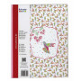 Carnet smash book 19,5x26 cm Freedom - Artemio