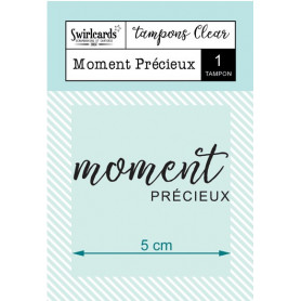 Tampon Moment précieux – Swirlcards