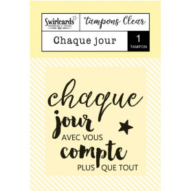 Tampon Chaque jour – Swirlcards