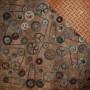 Papier 30x30 Metal Gears 1f – Collection Factory 42 Kaisercraft