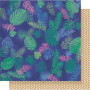 Papier 30x30 Tropic 1f – Collection Oasis Crate Paper