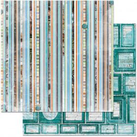 Papier 30x30 Graphic 1f – Bo Bunny Life in Color