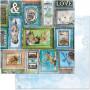 Papier 30x30 Utopia 1f – Bo Bunny Life in Color