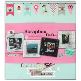 Kit Scrapbox Clic Clac - Toga