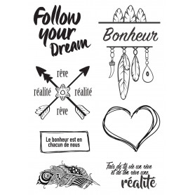 Tampons Follow Your Dreams - Lorelaï Design