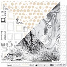 Papier 30x30 4 fois plus de plaisir 1f - Version Originale - Les ateliers de Karine