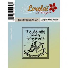 Tampon Les plus belles balades - Prendre l'air - Lorelaï Design