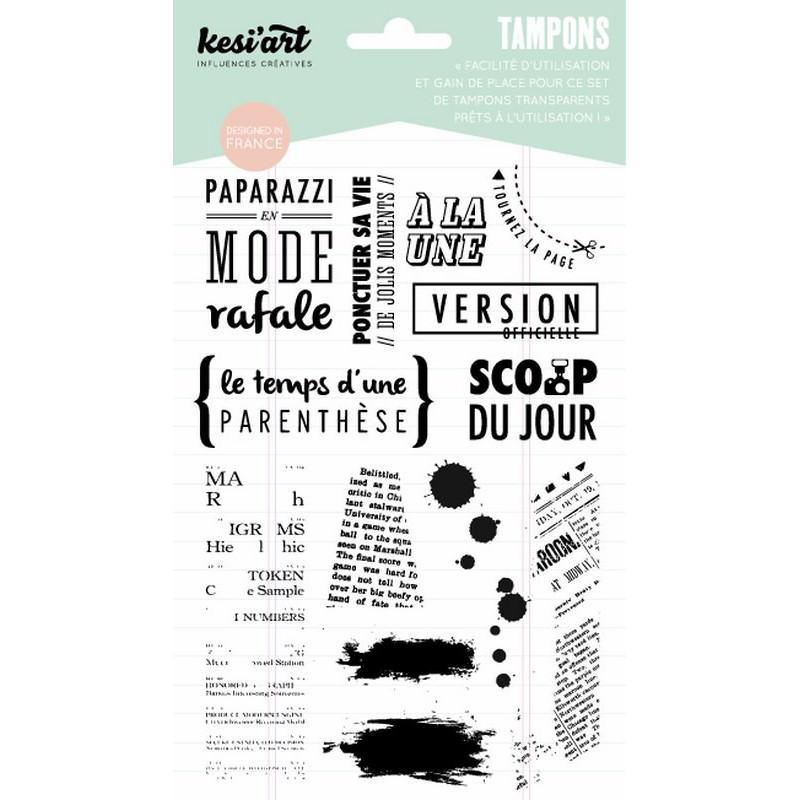Tampons Edito - Kesi'art