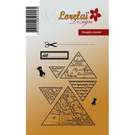 Tampons Triangles évasion - Lorelaï Design