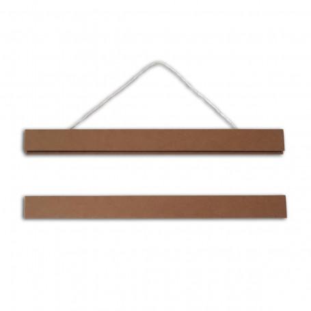 Baguettes magnétiques pour poster 21cm - Toga