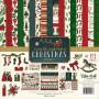 Set de papier 30x30 'Twas The Night Before Christmas vol.2 12f - Echo Park