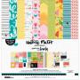 Set de papier 30x30 Whatever is Lovely 15pc - Illustrated Faith Kit