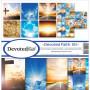 Set de papier 30x30 Devoted Faith 8f - Reminisce Kit