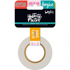 Washi Tape Whispers - illustrated Faith