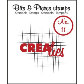 Tampon Sparkle – Bits and Pieces no 11 - Crealies