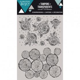 Tampons Bois de rose – Florilèges Design