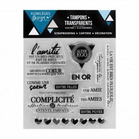 Tampons Alter ego – Florilèges Design