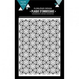Classeur de gaufrage A6 Près des étoiles – Florilèges Design – Embossing folder