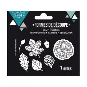 Dies Dans les bois 7p – Florilèges Design