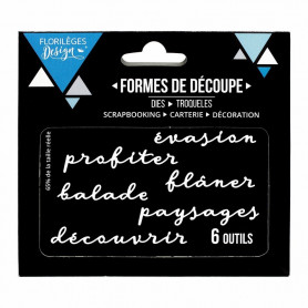 Dies Flâner 6p – Florilèges Design